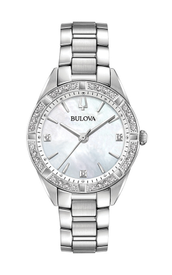 Bulova Diamond Watch 96R228