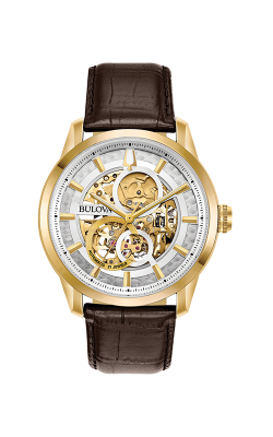 Bulova Automatic Watch 97A138