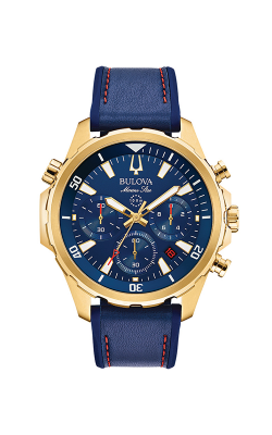 Bulova Marine Star Watch 97B168 product image