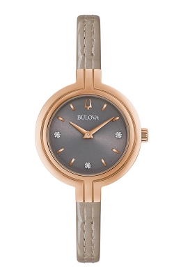 Bulova Diamond Watch 97P143