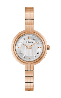 Bulova Diamond Watch 97P145