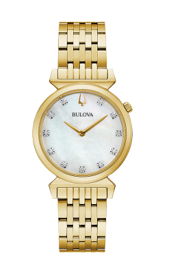 Bulova Diamond Watch 97P149