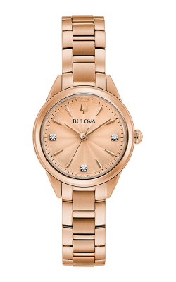 Bulova Diamond Watch 97P151