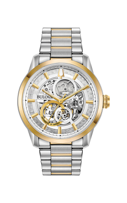 Bulova Automatic Watch 98A214