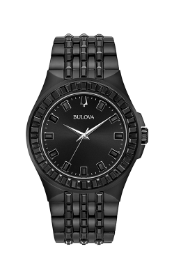 Bulova Crystal Watch 98A240