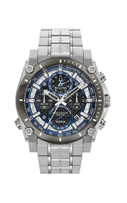 Bulova Precisionist Watch 98B316 product image