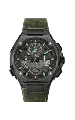 Bulova Precisionist Watch 98B355 product image