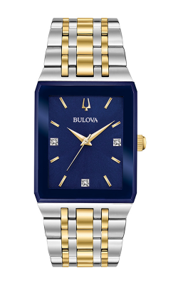 Bulova Diamond Watch 98D154