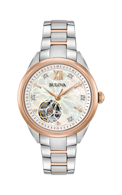 Bulova Diamond Watch 98P170