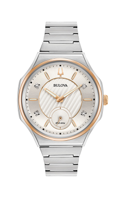 Bulova Curv Watch 98P182