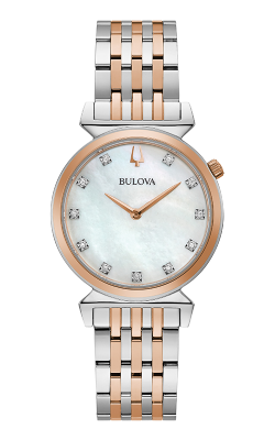 Bulova Diamond Watch 98P192 product image