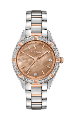 Bulova Diamond Watch 98R264 product image