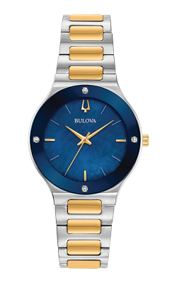 Bulova Diamond Watch 98R273 product image