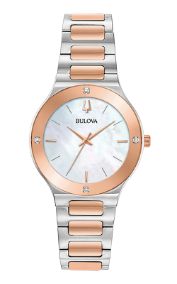 Bulova Diamond Watch 98R274 product image