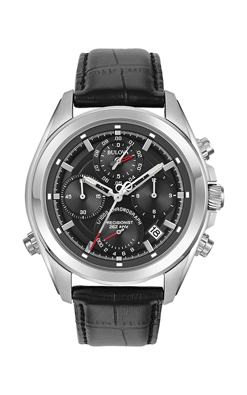 Bulova Precisionist Watch 96B259 product image