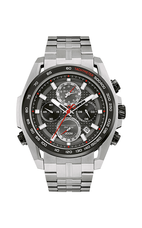 Bulova Precisionist Watch 98B270 product image
