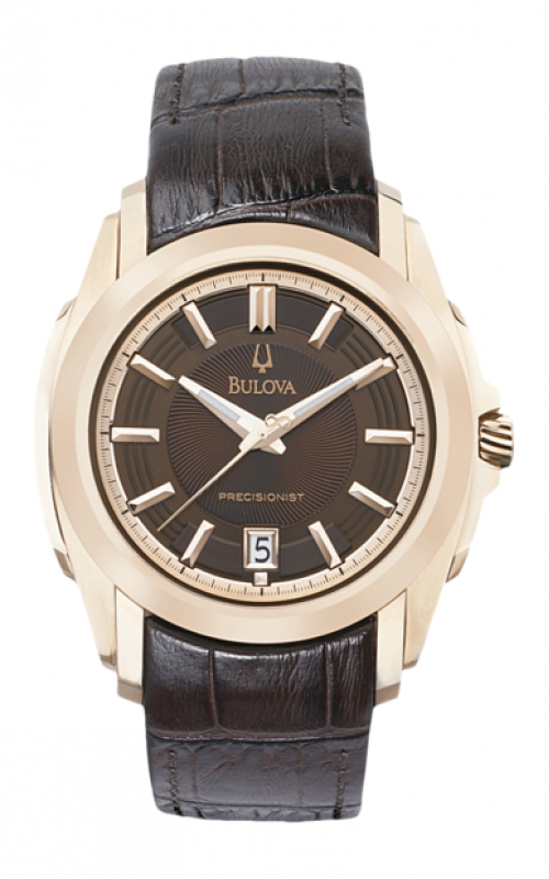 Bulova Precisionist Watch 97B110 product image
