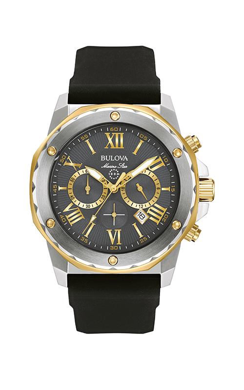 Bulova Marine Star Watch 98B277 product image