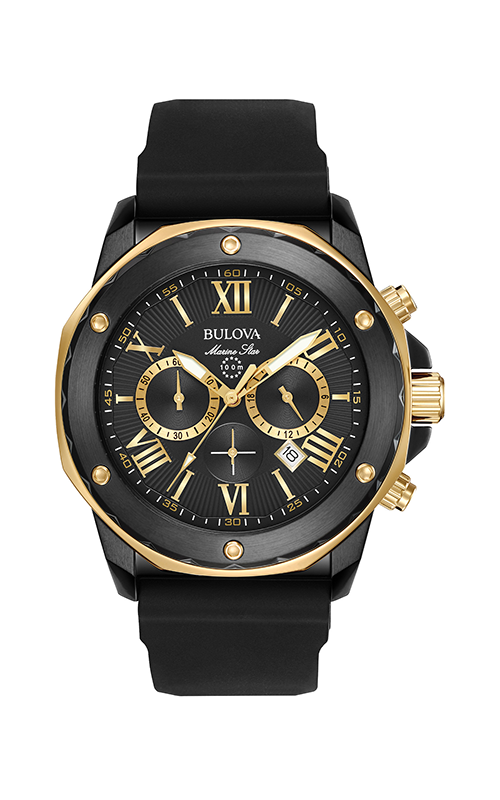 Bulova Marine Star Watch 98B278 product image
