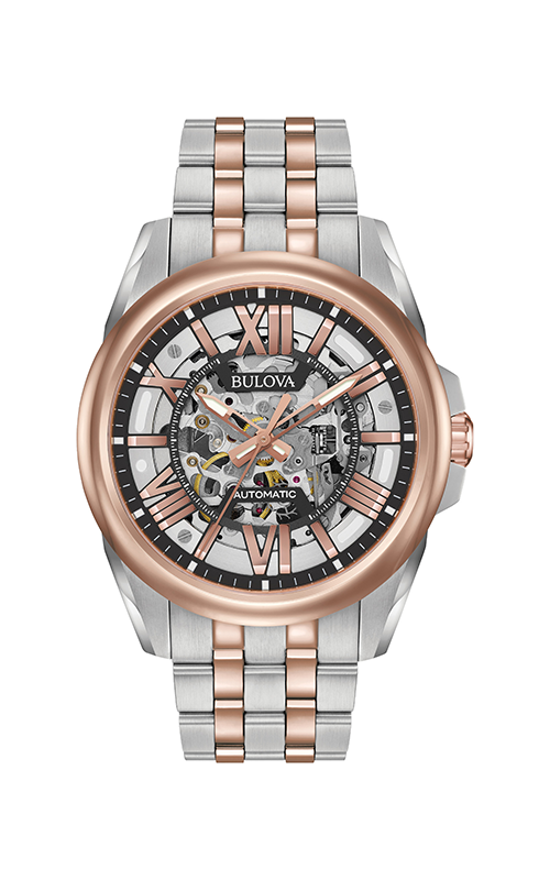 Bulova Automatic Watch 98A166 product image