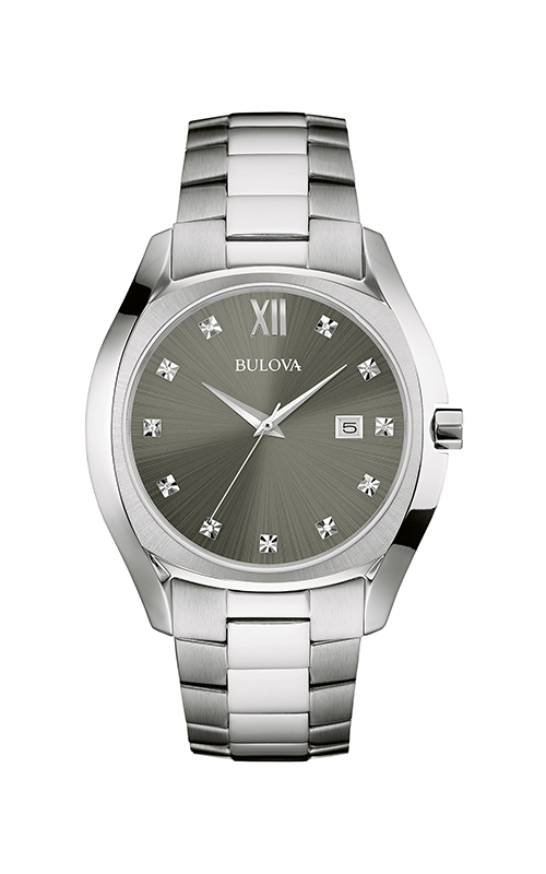 Bulova Diamond 96D122 product image