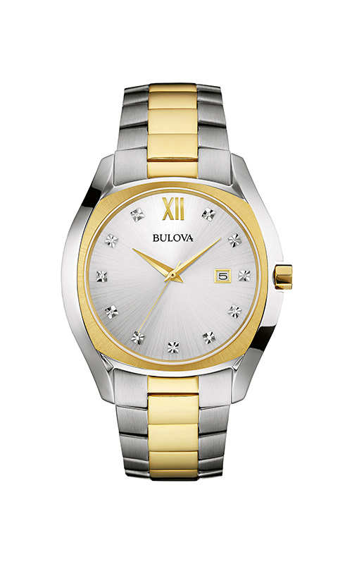 Bulova Diamond 98D125 product image