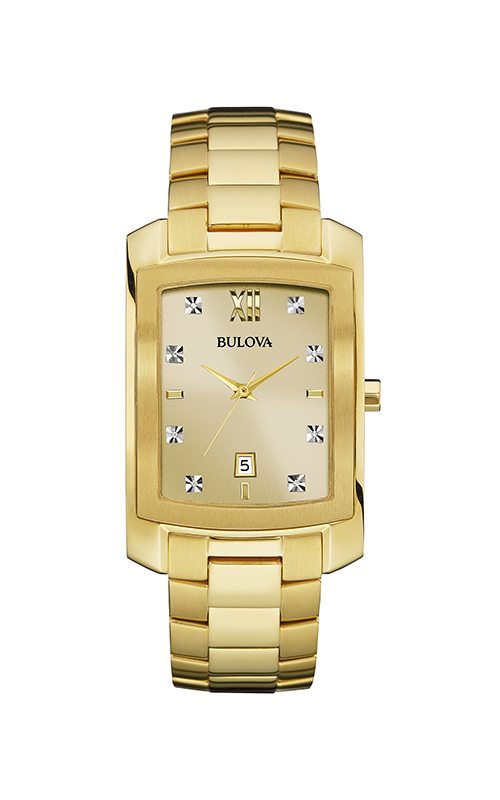 Bulova Diamond Watch 97D107 product image