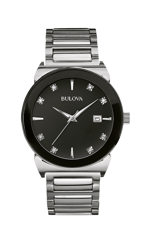 Bulova Diamond Watch 96D121 product image