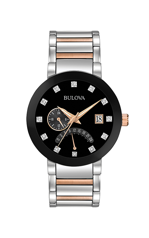 Bulova Diamond Watch 98D129 product image