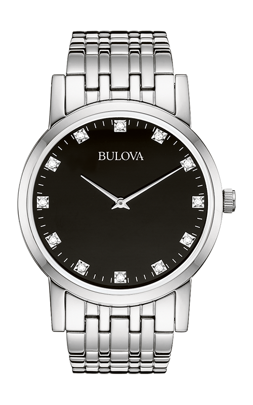 Bulova Diamond Watch 96D106 product image