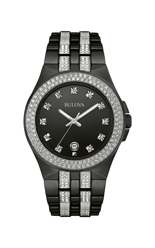 Bulova Crystals Watch 98B251 product image