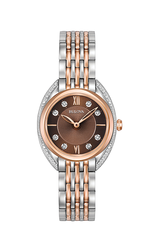 Bulova Diamond Watch 98R230 product image