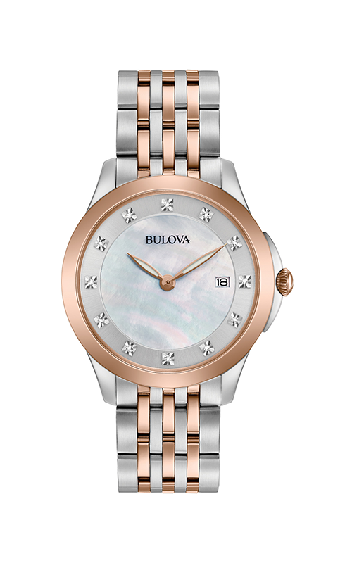 Bulova Diamond Watch 98P162 product image