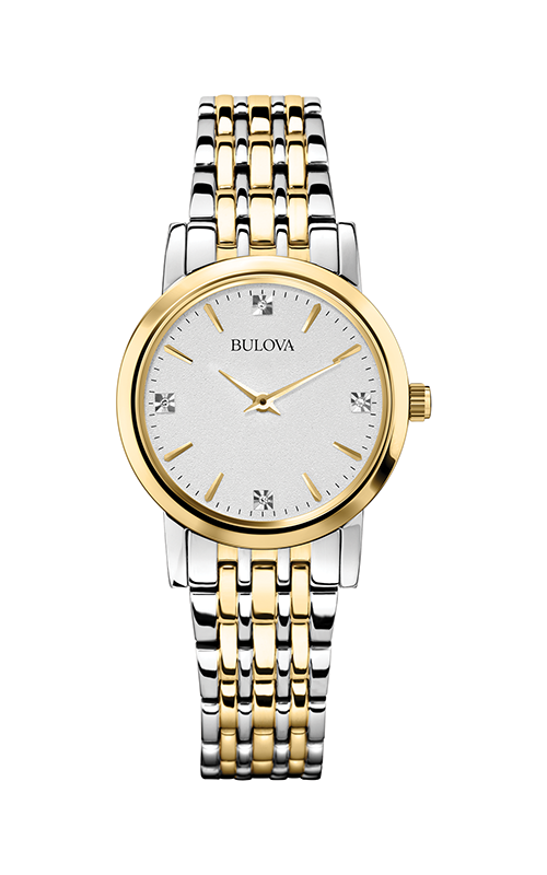 Bulova Diamond Watch 98P115 product image