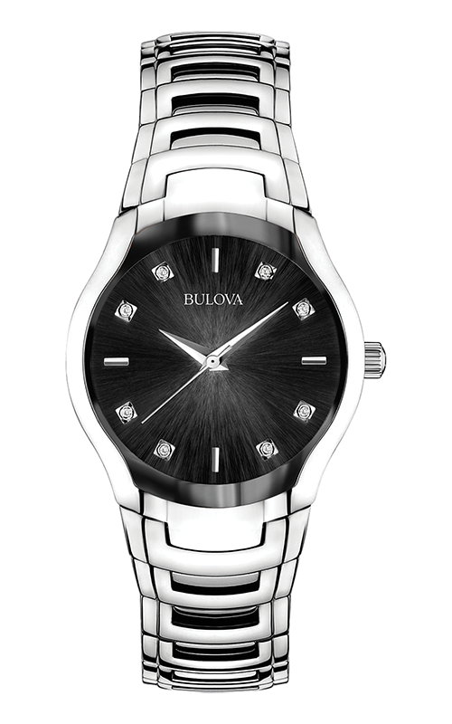 Bulova Diamond Watch 96P146 product image