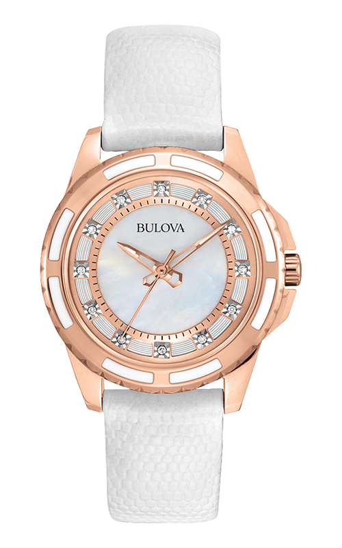Bulova Diamond Watch 98P119 product image