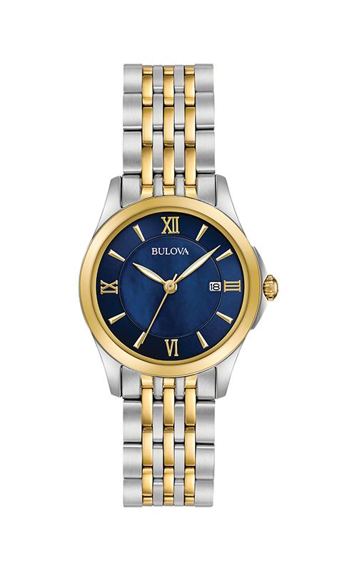 Bulova Classic Watch 98M124 product image