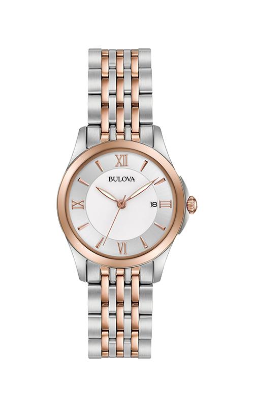 Bulova Classic Watch 98M125 product image