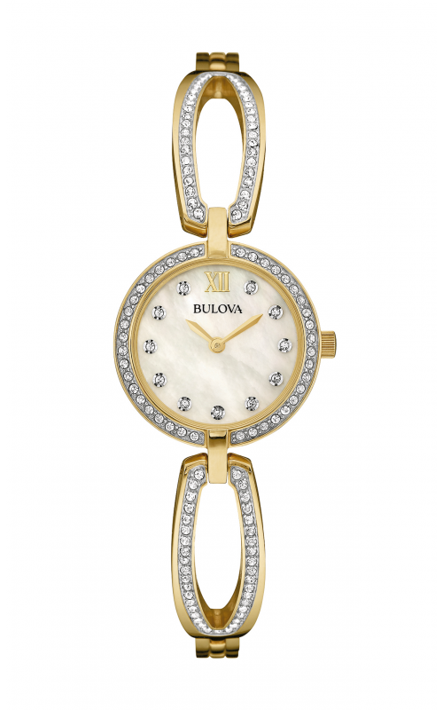 Bulova Crystals Watch 98L225 product image