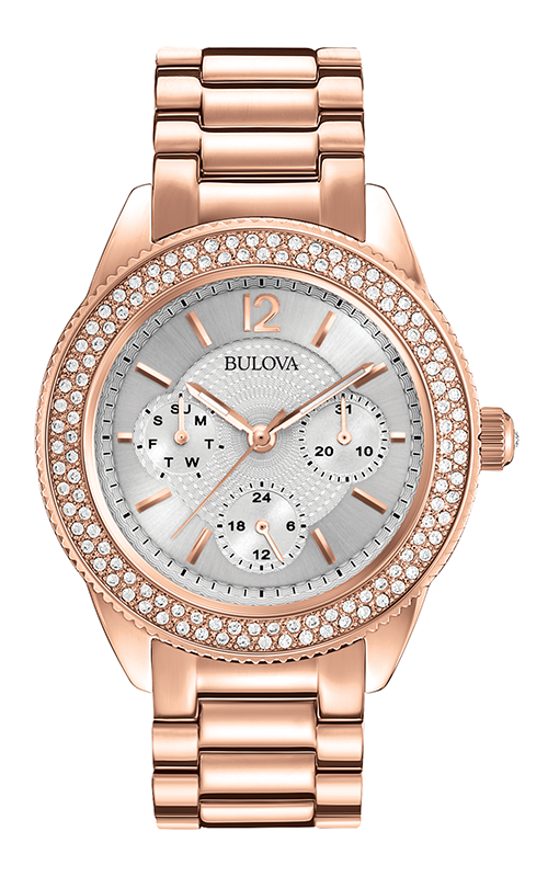 Bulova Crystals Watch 97N101 product image