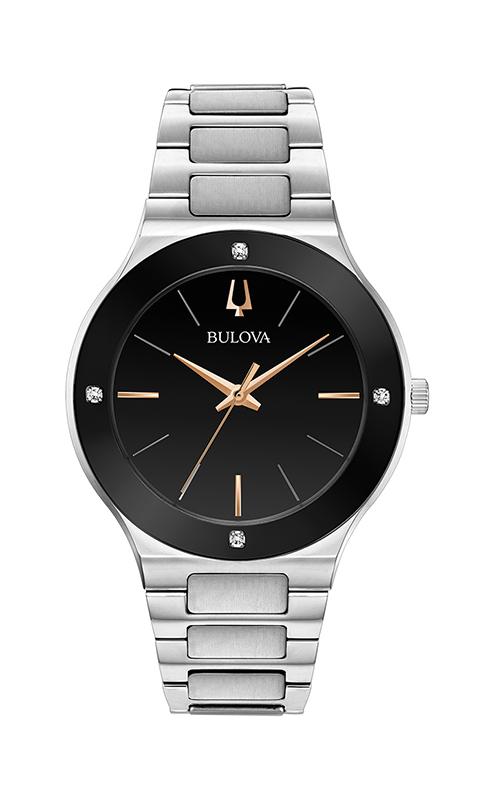 Bulova Diamond Watch 96E117 product image