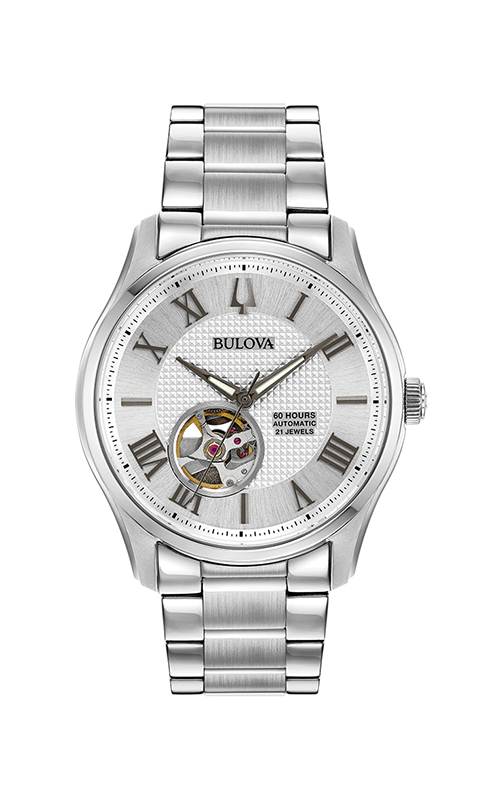 Bulova Automatic Watch 96A207 product image