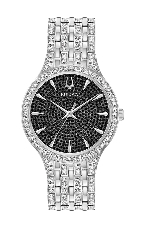 Bulova Crystals Watch 96A227 product image