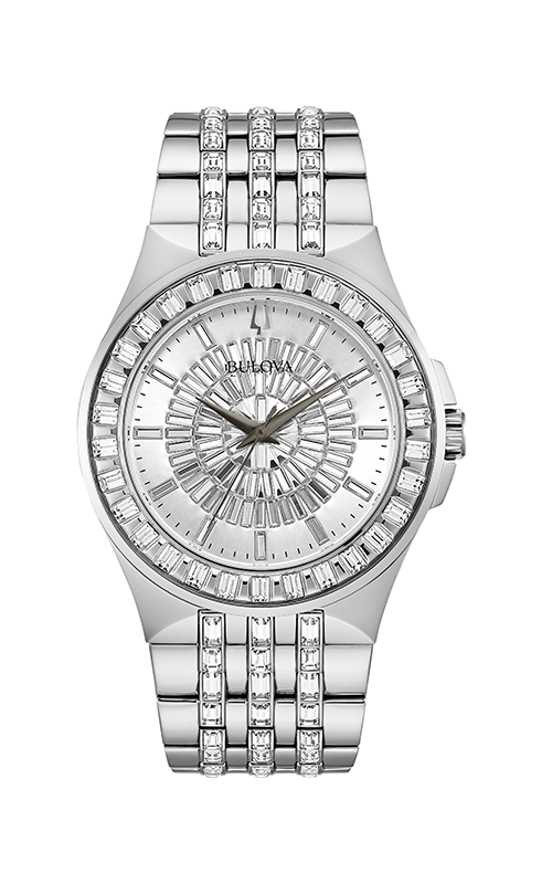 Bulova Crystals Watch 96A236 product image