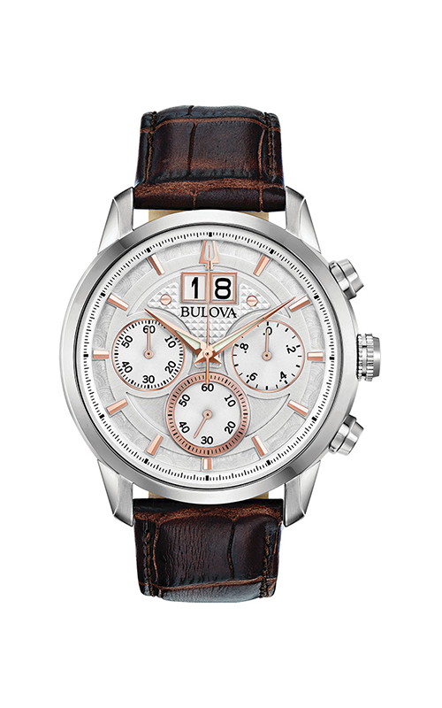 Bulova Precisionist Watch 96B309 product image