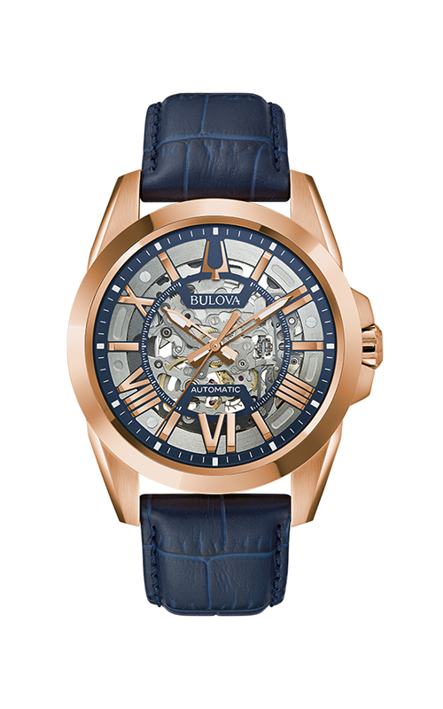 Bulova Automatic Watch 97A161 product image