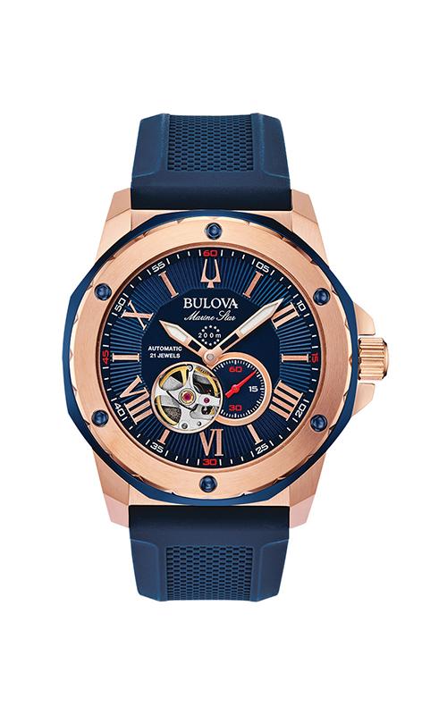 Bulova Marine Star Watch 98A227 product image