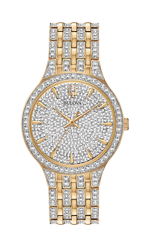 Bulova Crystals Watch 98A229 product image