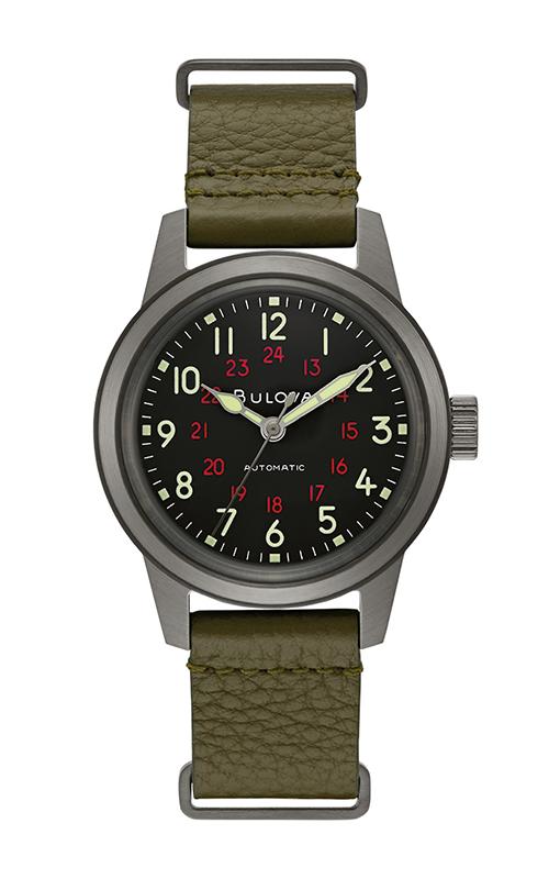 Bulova Automatic Watch 98A255 product image