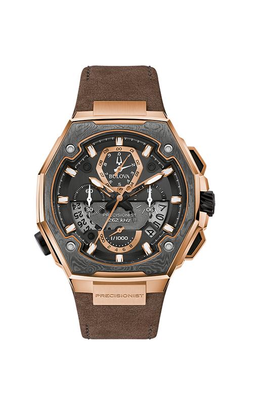 Bulova Precisionist Watch 98B356 product image